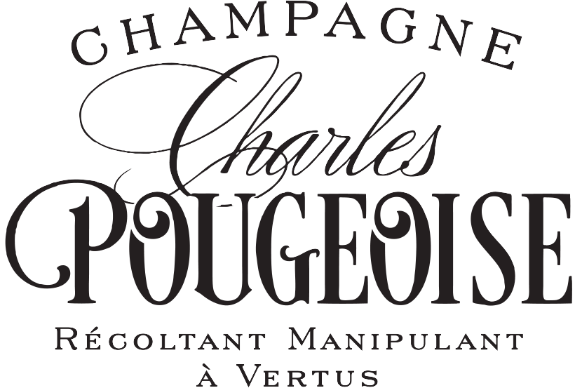Champagne Charles Pougeoise Sticky Logo Retina
